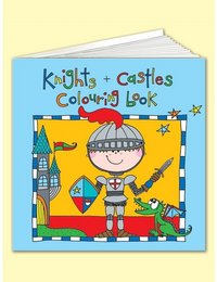 Image of Knight Square Colouring Book